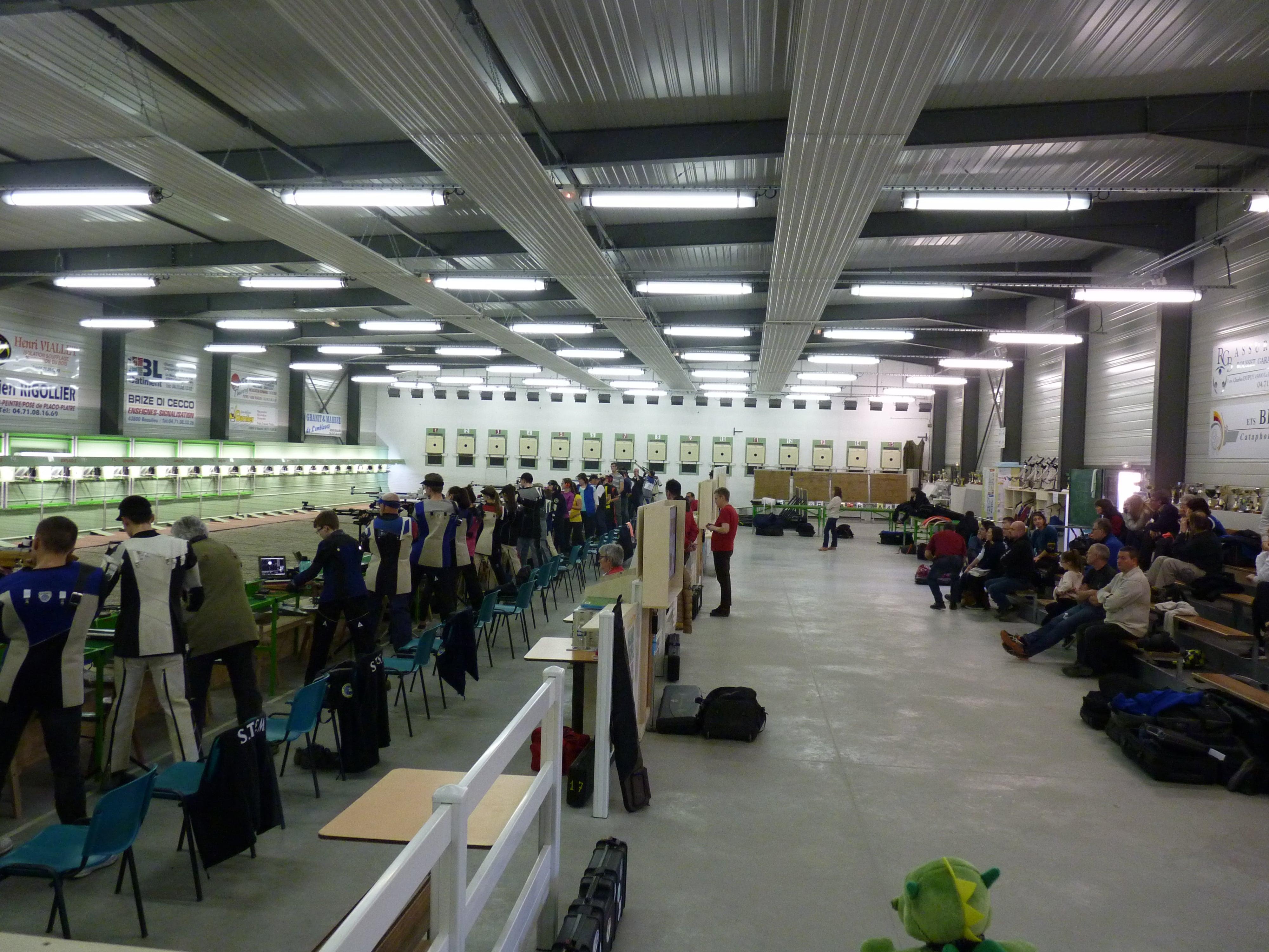 10m 2 - Stand indoor
