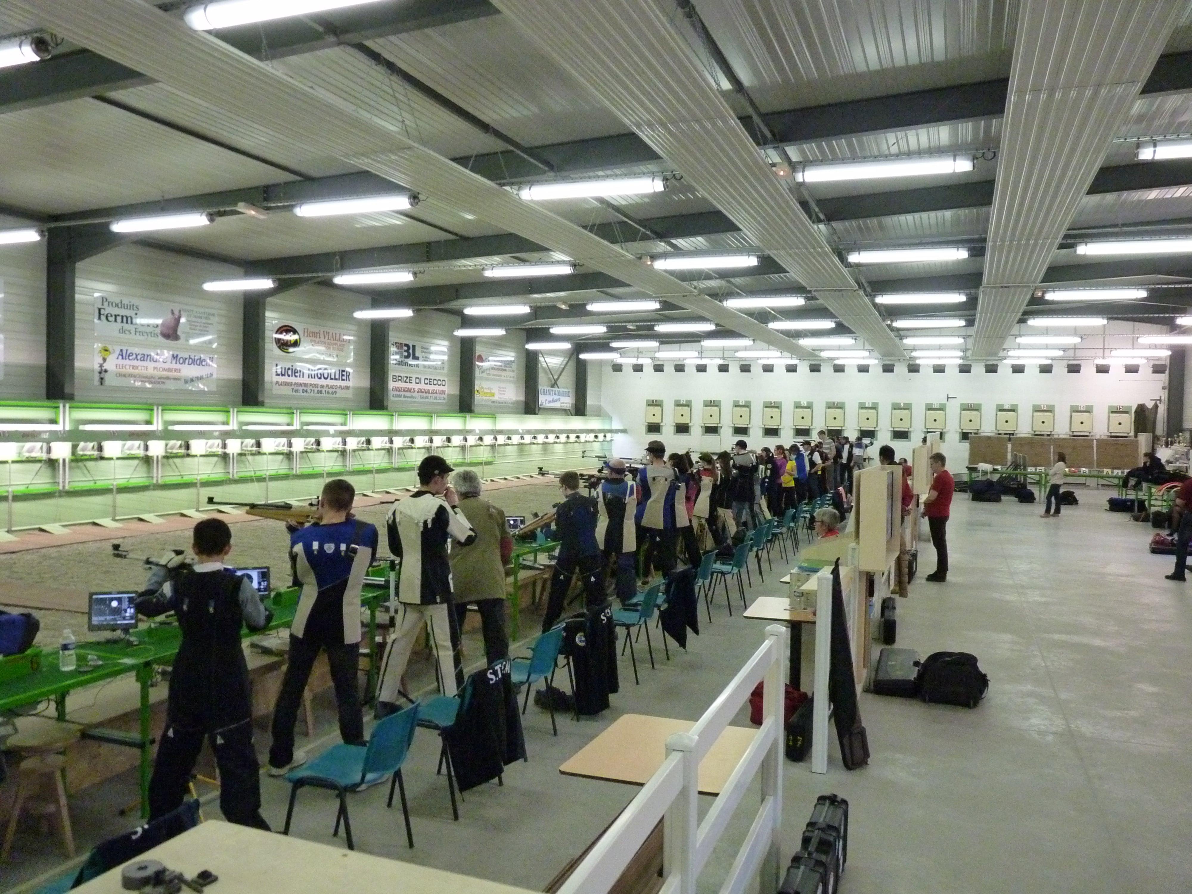 10m - Stand indoor